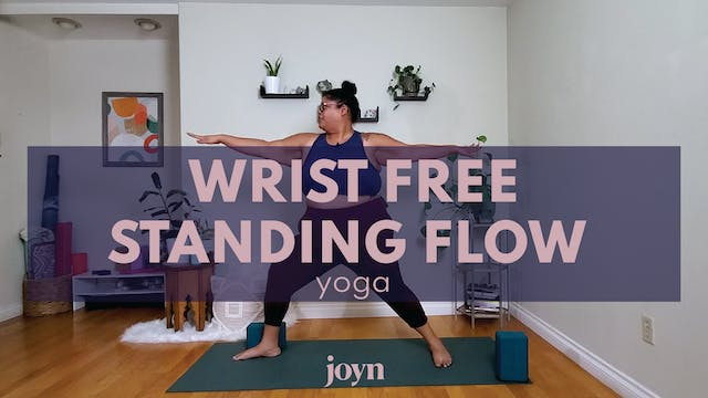 Wrist Free Standing Flow