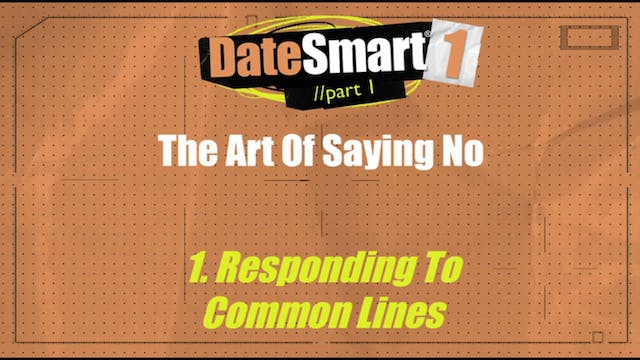 "DS1 - Ep 1: The Art of Saying ""No"""