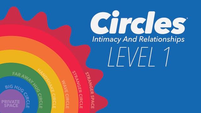 Circles Level 1