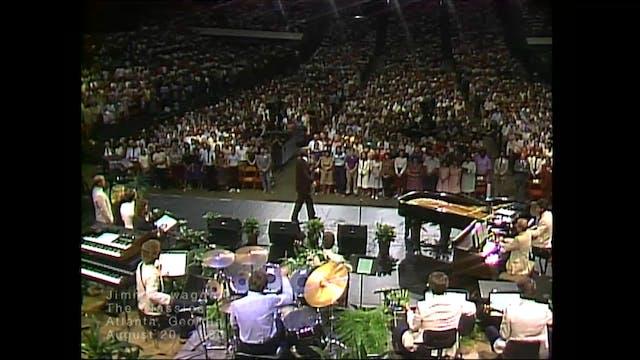 ATLANTA GEORGIA - 08/20/1983 SATURDAY...