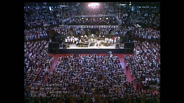 MANILLA PHILIPPINES - 04/8/1984 SUNDA...