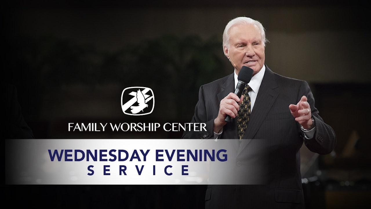 Family Worship Center Wednesday Night Service