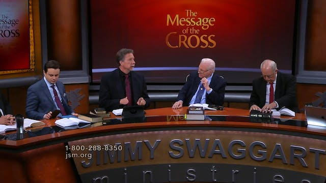 The Message Of The Cross - Apr. 7th, ...