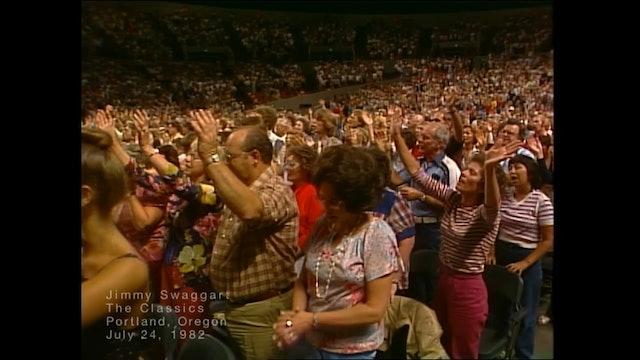 PORTLAND OREGON - 07/24/1982 SATURDAY CRUSADE