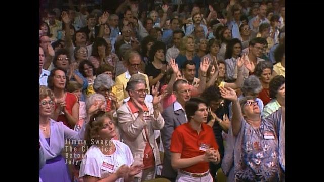BATON ROUGE LOUISIANA - 07/03/1981 FRIDAY CRUSADE