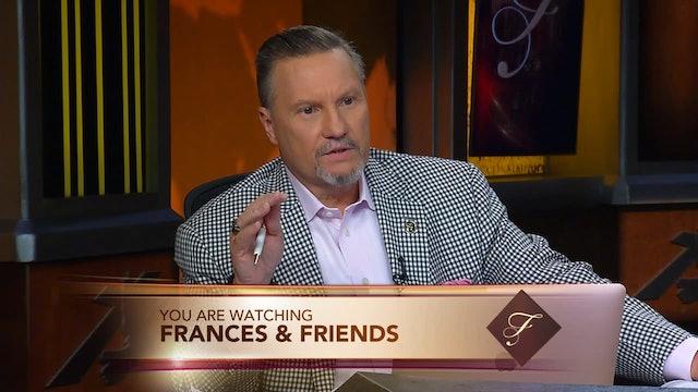 Frances & Friends - Aug. 26th, 2020
