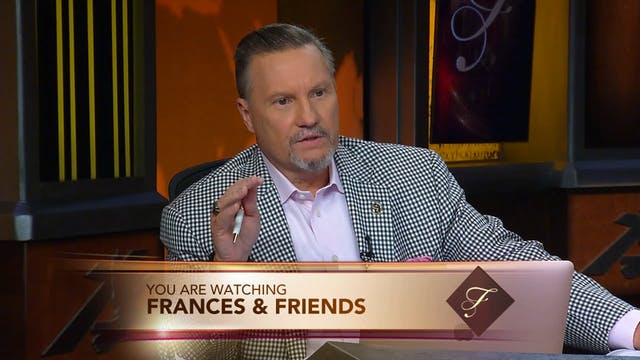 Frances & Friends - Aug. 26th, 2020