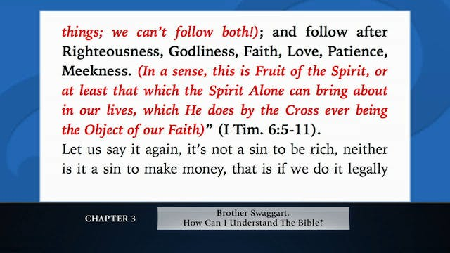 The Message Of The Cross - Feb. 26th,...