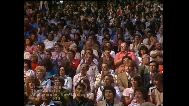 ALBUQUERQUE NEW MEXICO - 05/14/1983 SATURDAY CRUSADE