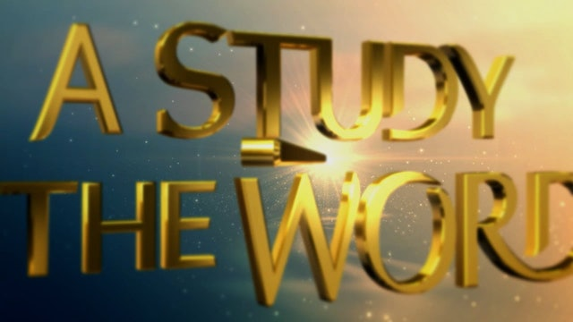 A Study In The Word - Sep. 6th, 2021