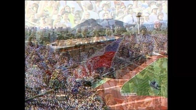 SANTIAGO CHILE - 01/11/1987 SUNDAY CR...