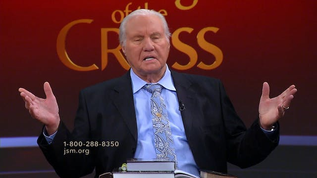 The Message Of The Cross - Mar. 31st,...