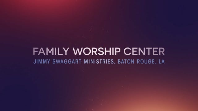 Sunday Morning Service - Sep. 5th, 2021