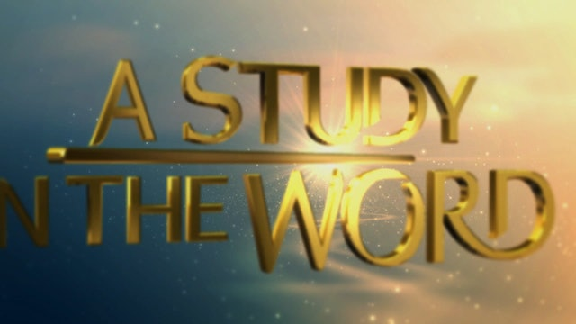A Study In The Word - Jul. 19th,2021