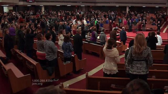 Sunday Morning Service - Jan. 20th, 2019