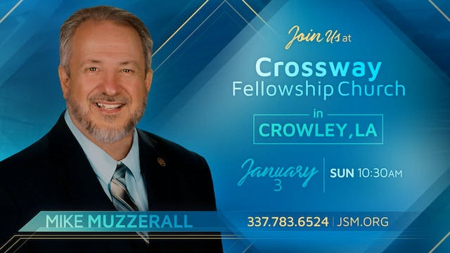 The Message Of The Cross - Dec. 22nd,...