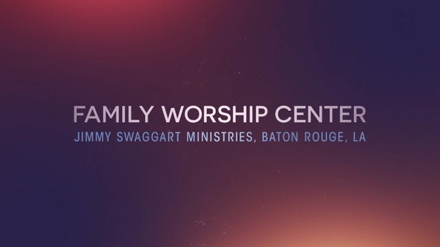 Sunday Morning Service - Aug. 15th, 2021