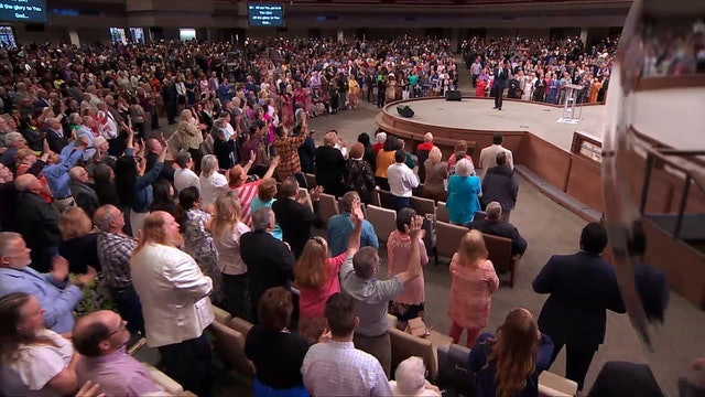 Sunday Evening Service - June 27th, 2021