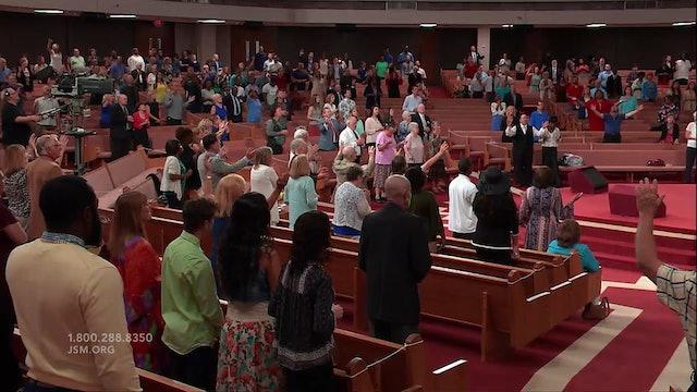 Sunday Morning Service - Aug. 9th, 2020