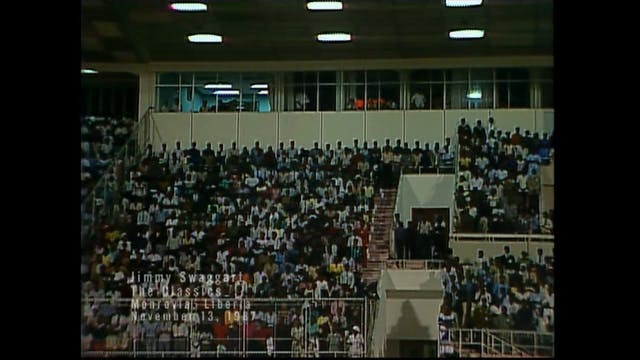 MONROVIA LIBERIA - 11/13/1987 FRIDAY ...