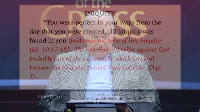 The Message Of The Cross - June 3rd, ...