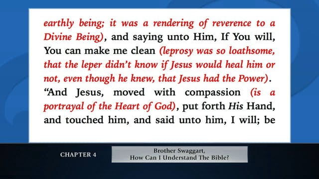 The Message Of The Cross - Mar. 12th,...