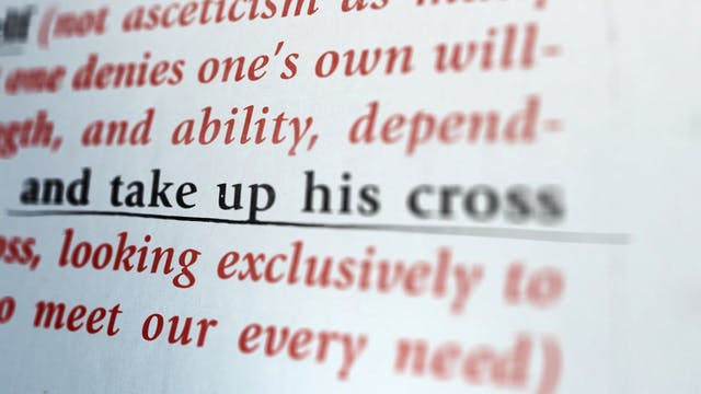 The Message Of The Cross - Nov. 11th,...