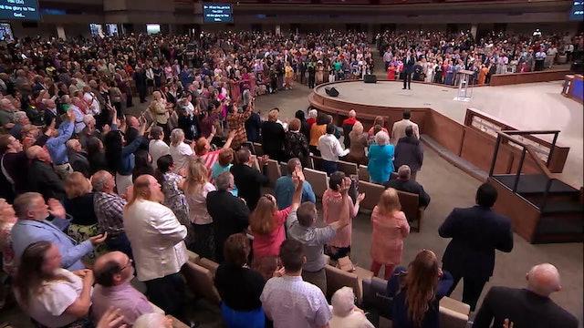 Sunday Evening Service - Aug. 15th, 2021