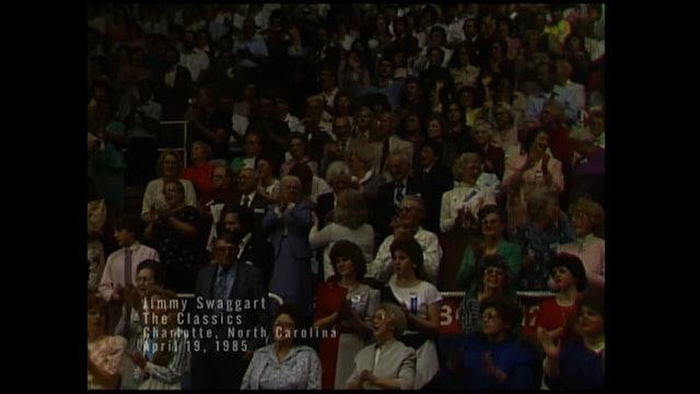 CHARLOTTE, NORTH CAROLINA - 04/19/1985 FRIDAY CRUSADE