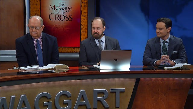 The Message Of The Cross - Nov. 26th,...