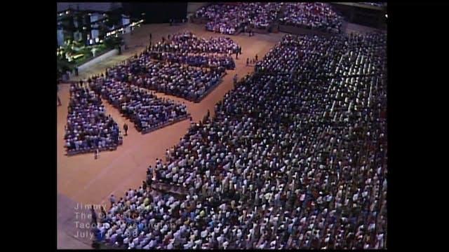 TACOMA WASHINGTON - 07/14/1984 SATURD...