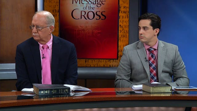 The Messge Of The Cross - Sep. 25th, ...