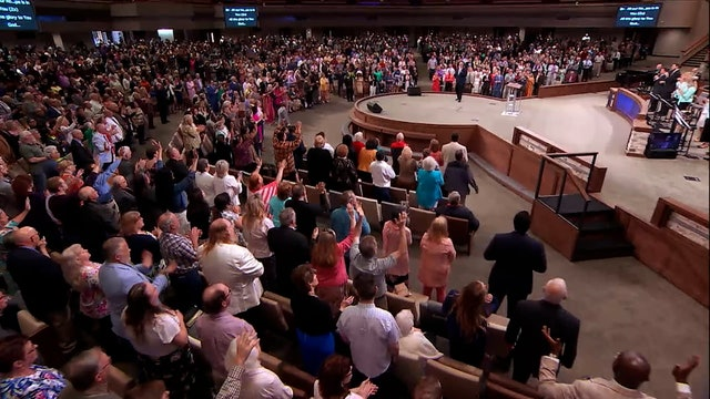 Sunday Evening Service - Sep. 12th, 2021