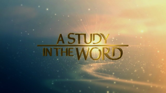 A Study In The Word - Sep. 1st, 2021