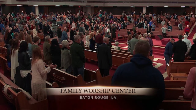 Sunday Morning Service - Nov 24th, 2019