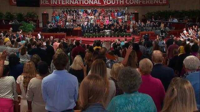 Crossfire Ministries - Jul. 9th. 2020