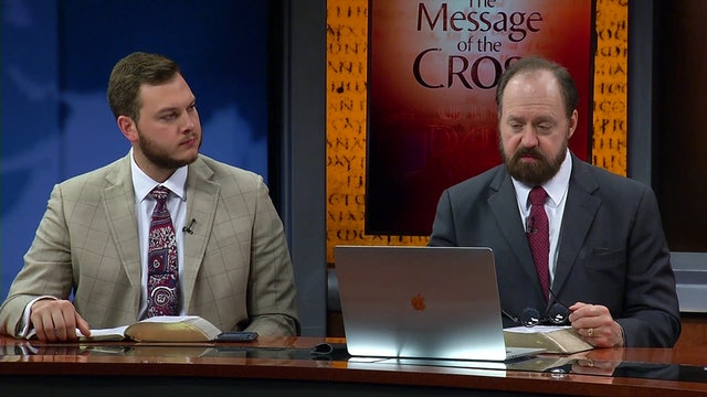 The Message of the Cross Oct. 24th, 2019