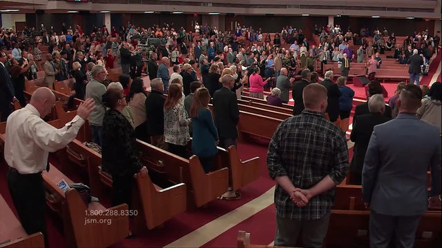 Sunday Morning Service - Jan. 12, 2020