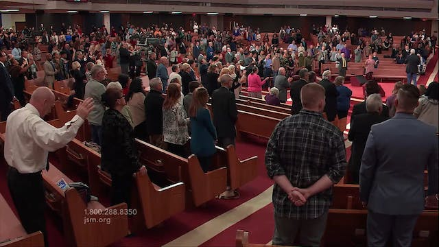 Sunday Morning Service - Jan. 12, 2020