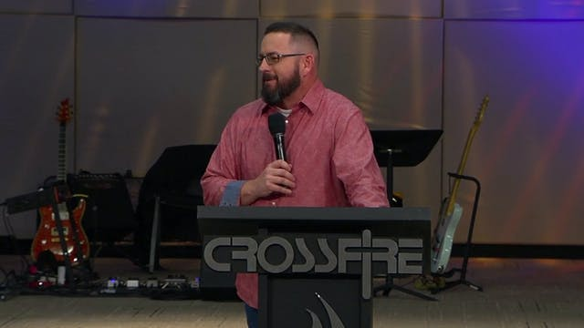 Crossfire Services - May 13th, 2021