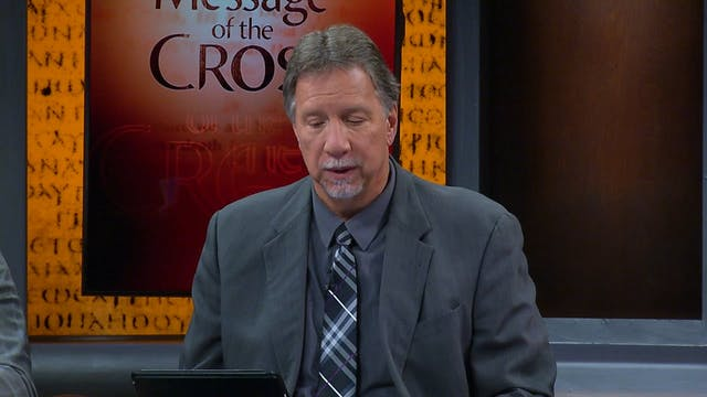 The Message Of The Cross - Aug. 24th,...