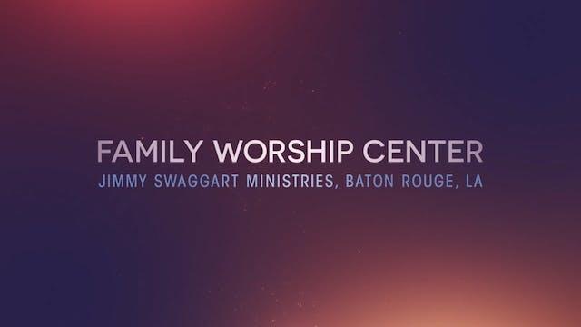 Sunday Evening Service - June 13th, 2021