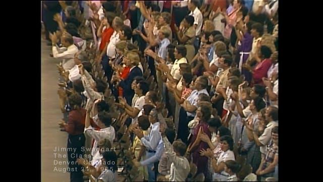 DENVER COLORADO - 08/25/1985 SUNDAY C...