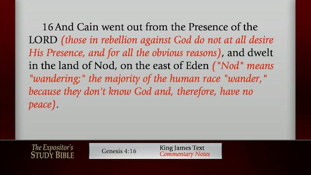 The Message Of The Cross - Dec. 26th,...