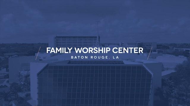 Apr. 3rd, 2021 - 10:00am Service