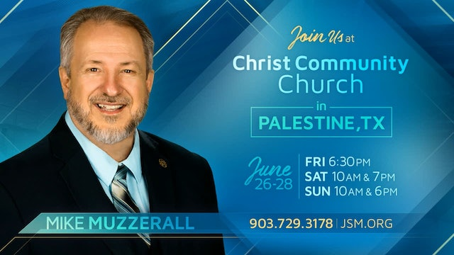 The Message Of The Cross - Jun. 12th, 2020