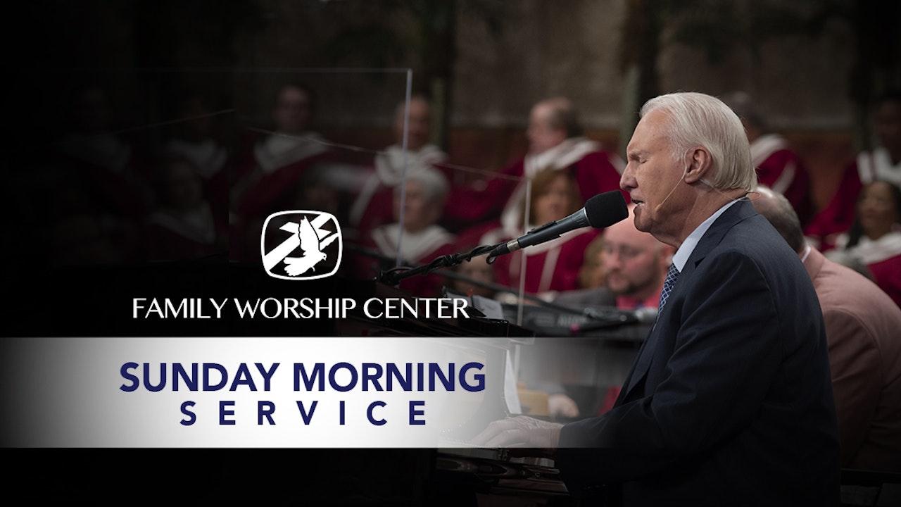 Family Worship Center Sunday Morning Service