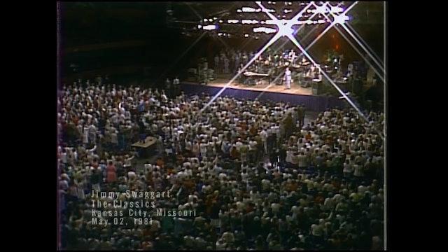 KANSAS CITY MISSOURI - 05/02/1981 SATURDAY CRUSADE