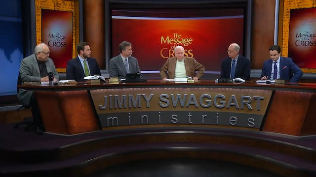 The Message Of The Cross - Apr. 28th,...