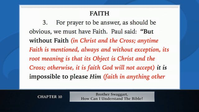 The Message Of The Cross - Feb. 2nd, ...